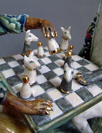 Chess-players detail